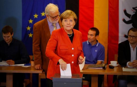 Elecciones en Alemania: Merkel va por su cuarto mandato